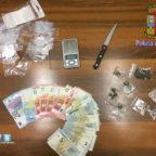 PRATI - Controlli antidroga vicino alle scuole, arrestato un minorenne