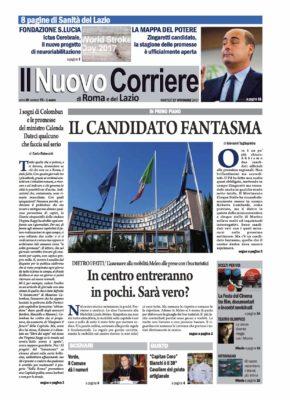 Il Nuovo Corriere di Roma e del Lazio n.75 – Anno III + Cronache Nazionali n.75 – Anno II