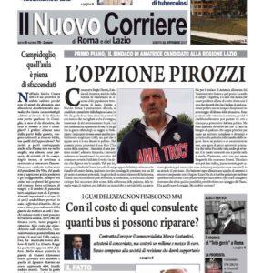 Il Nuovo Corriere n.76 del 21 ottobre 2017