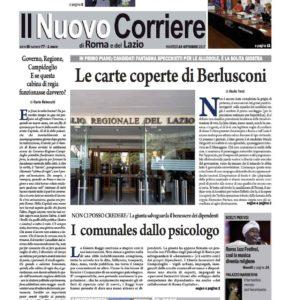 Il Nuovo Corriere n.77 del 24 ottobre 2017