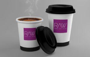 RAW-Coffee-Cup