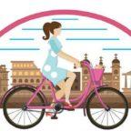 Una pedalata per combattere il tumore al seno