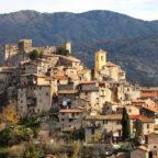 SCUOLA - Zingaretti visita cantiere comuni valle del Giovenzano