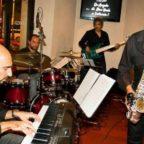 Trastevere in Jazz, serata tra fumetti e musica