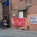 Virgilio, stop occupazione, ma resta chiuso per danni