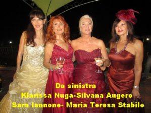 wine - Klarissa Nuga, Silvana Augero, Sara Iannone e Maria Teresa Stabile