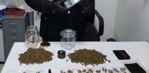 MONTEROTONDO – Controlli antidroga: 2 arresti, tra loro un 17enne