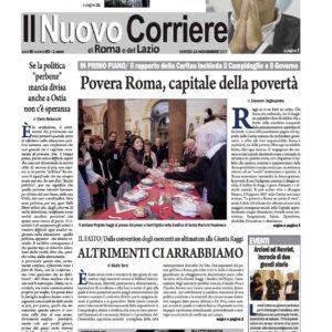 Il Nuovo Corriere n.83 del 14 novembre 2017