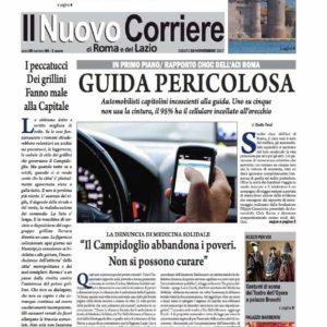 Il Nuovo Corriere n.84 del 18 novembre 2017