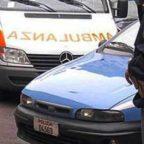 CRISTOFORO COLOMBO - Auto con 5 ragazzi si ribalta, muore 21enne