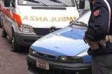 Agguato davanti asilo a Roma, ferito a colpi di pistola