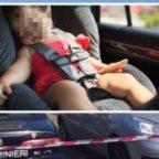 BRACCIANO - Papà distratto denunciato per abbandono figlia di 4 mesi