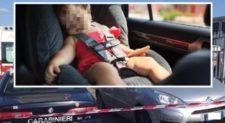 BRACCIANO – Papà distratto denunciato per abbandono figlia di 4 mesi