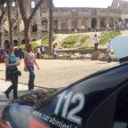 Rubavano in auto NCC per turisti all'Aventino: Arrestata banda