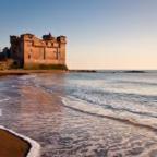 Nel Castello di Santa Severa il più suggestivo ostello della gioventù sul Mar Mediterraneo