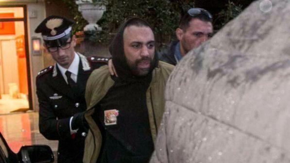 Ostia: Procura chiede al gip convalida fermo Roberto Spada
