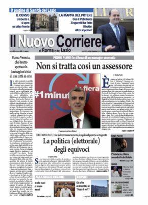 Il Nuovo Corriere di Roma e del Lazio n.89 – Anno III + Cronache Nazionali n.89 – Anno II