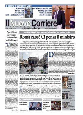 Il Nuovo Corriere di Roma e del Lazio n.91 – Anno III + Cronache Nazionali n.91 – Anno II
