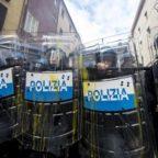 A Roma corteo pro-migranti, sos infiltrati