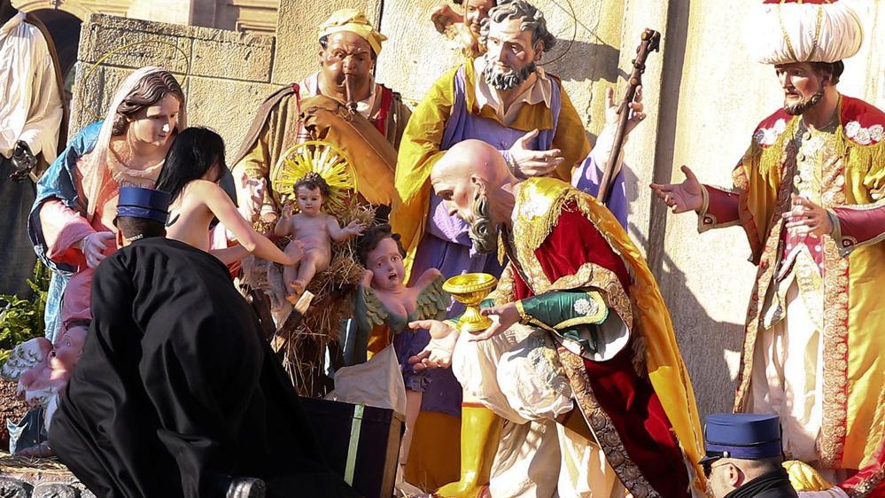 Femen. Nuova provocazione in piazza San Pietro
