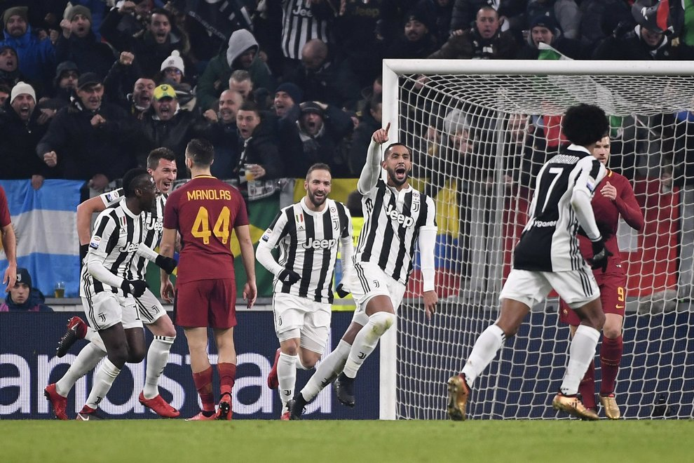 Higlighlights Juventus-Roma 1-0: Video gol e Sintesi