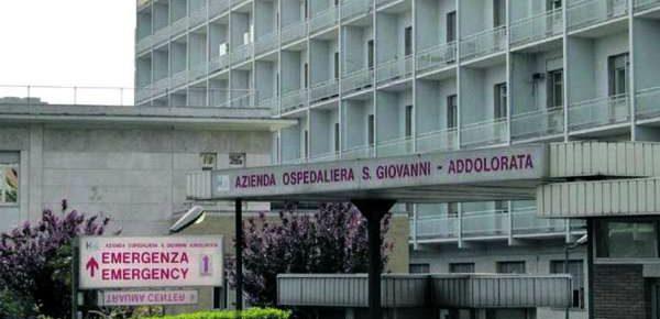 Festa di Natale all'Ospedale San Giovanni di Roma