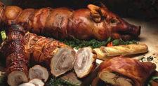 Porchetta e arrosticini battono il kebab