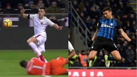 E' solo pari per Inter Roma