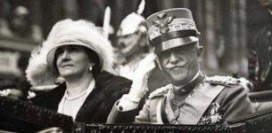 Sepolti in casa Re Vittorio e la Regina Elena