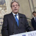 Pd, Gentiloni:  «Mi candido nel Collegio Roma 1 alla Camera»