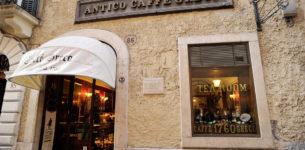 Caffè Greco sotto sfratto