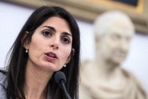 Rifiuti: Raggi, Roma sta facendo la sua parte
