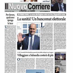 Il Nuovo Corriere n.11 del 13 febbraio 2018