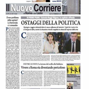 Il Nuovo Corriere n.12 del 17 febbraio 2018