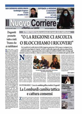 Il Nuovo Corriere di Roma e del Lazio n.13 – Anno IV + Cronache Nazionali n.13 – Anno III
