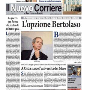 Il Nuovo Corriere n.2 del 13 gennaio 2018