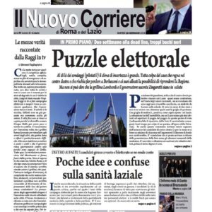 Il Nuovo Corriere n.3 del 16 gennaio 2018