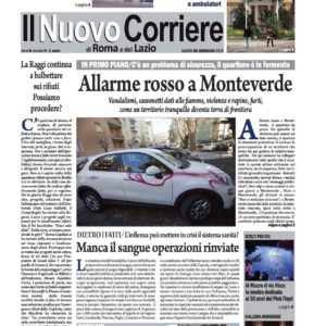 Il Nuovo Corriere n.4 del 20 gennaio 2018