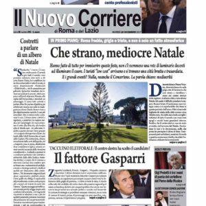Il Nuovo Corriere n.93 del 19 dicembre 2017