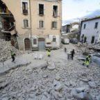 Sisma, Pirozzi indagato per omicidio colposo per crollo palazzina Amatrice