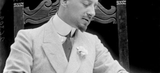 Ottant'anni fa moriva Gabriele D'Annunzio