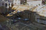 Roma, voragine Balduina:<br> primi indagati per crollo colposo