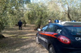 TIVOLI – Anziano cade in un dirupo di 10 metri a Monte Ripoli, salvato dai carabinieri