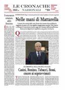 Cronache nazionali n.16 del 6 marzo 2018