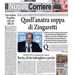 Il Nuovo Corriere n.17 del 10 marzo 2018
