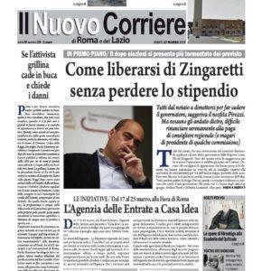 Il Nuovo Corriere n.19 del 17 marzo 2018