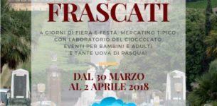 La Fiera Pasquale a Frascati: 50 espositori, dall'artigianato ai prodotti tipici di eccellenza