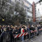 Fabrizio Frizzi: oltre 10mila persone alla camera ardente
