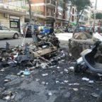 La guerra dei cassonetti 230 dati alle fiamme in cinque mesi