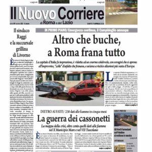 Il Nuovo Corriere n.22 del 7 aprile 2018
